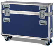 flightcase with gps